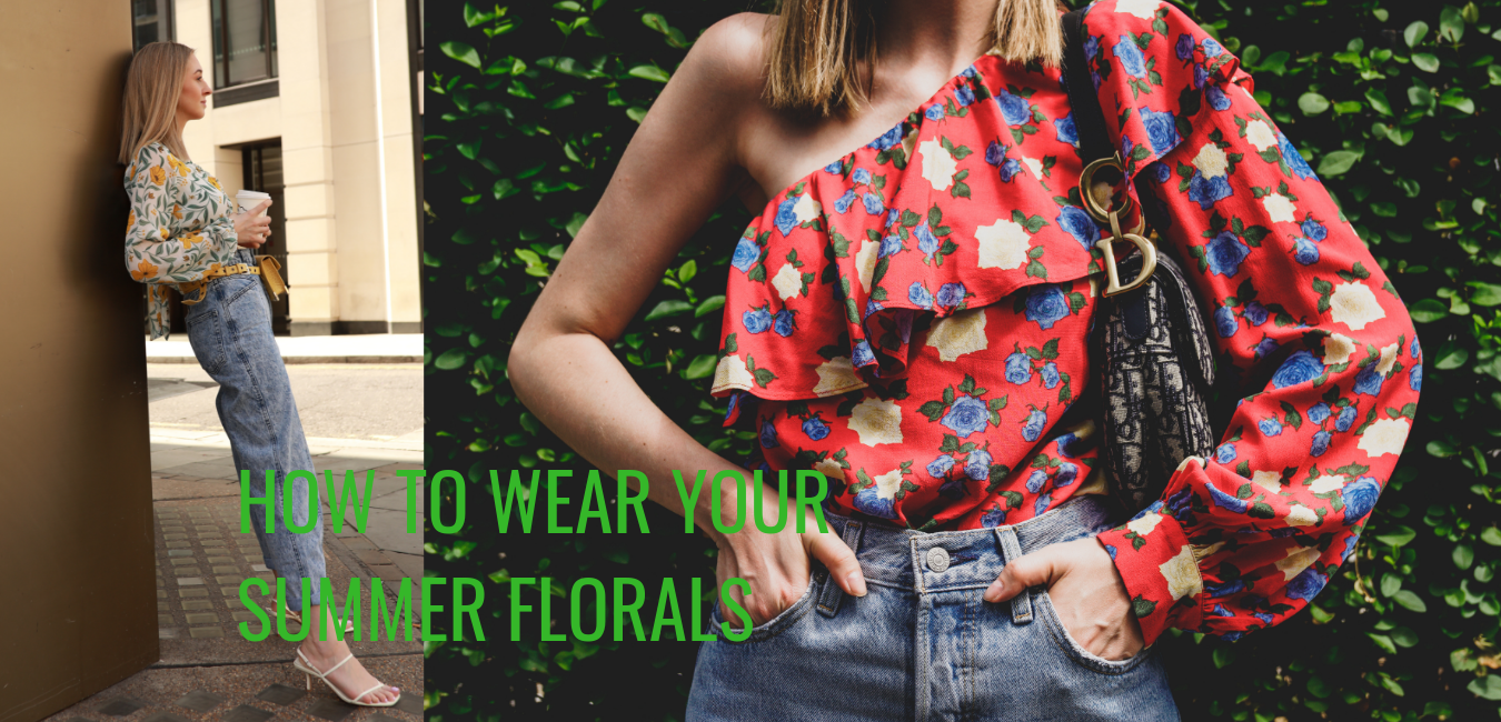 Summer Florals 2019 Trends